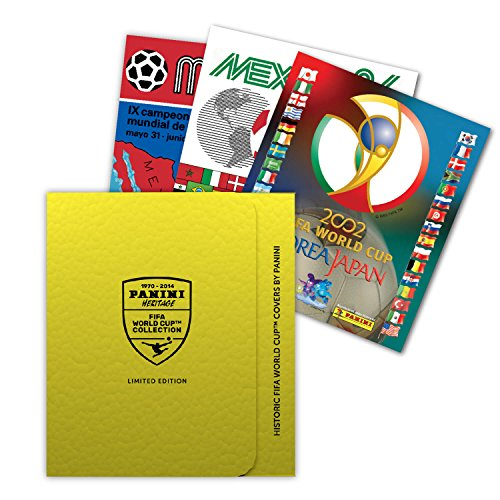 Panini Coupe du Monde de Football Heritage Ph001 Lithographie Impressions Ensemble de Panini World Cup Heritage