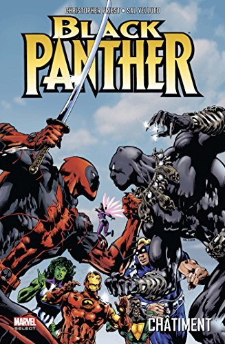 Black Panther par Christopher Priest T02 de Panini
