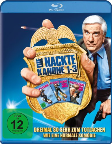 Die Nackte Kanone 1-3 [Blu-ray] [Import anglais] de Paramount Home Entertainment (Universal Pictures)