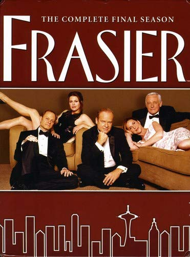 Frasier: Complete Final Season [Import USA Zone 1] de Paramount