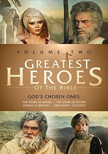 Greatest Heroes of The Bible: Volume Two de Paramount