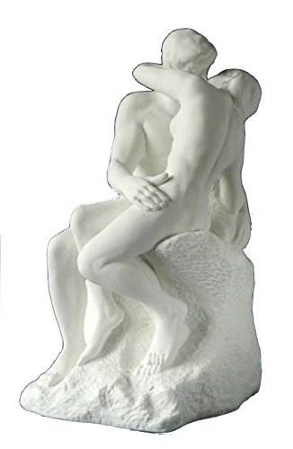 The Kiss - 14cm - Museumsshop (Replica) based on Auguste Rodin by Parastone Museums Kollektion de Parastone Museums Kollektion