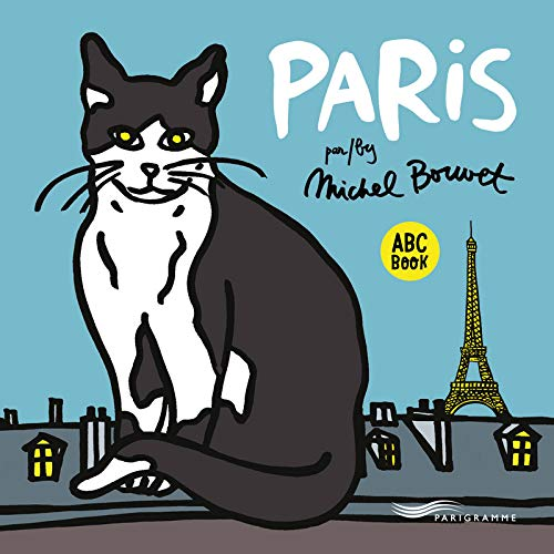 Paris (ABC Book) de Parigramme