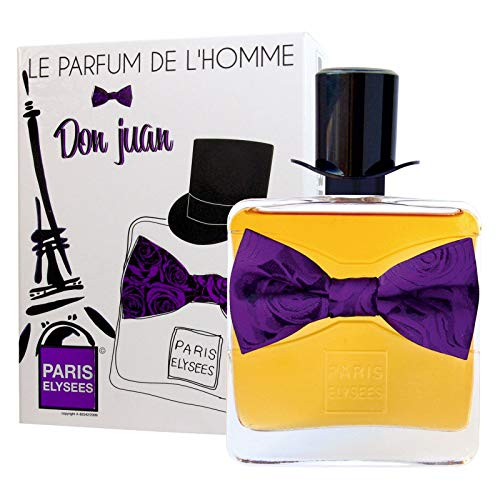 Le Parfum de l'Homme DON JUAN Parfum 100ml Homme Paris Elysees de Paris Elysees