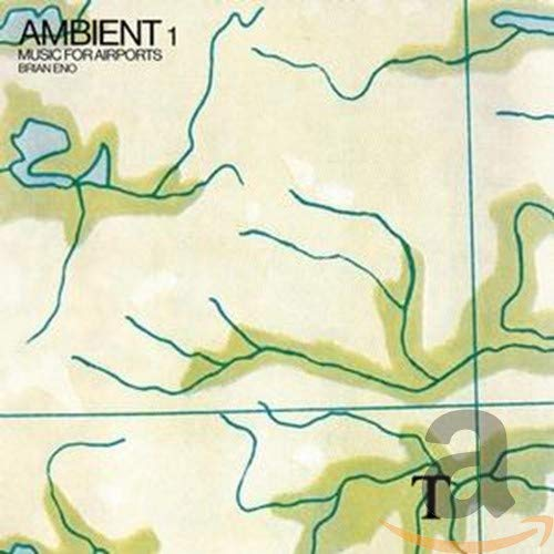 Ambient 1 : Music For Airports de Parlophone