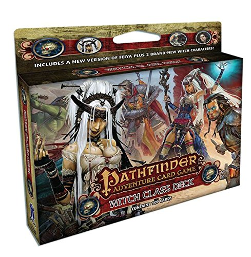 Pathfinder Adventure Card Game: Witch Class Deck de Pathfinder