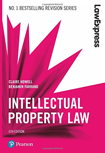 Law Express: Intellectual Property de Pearson