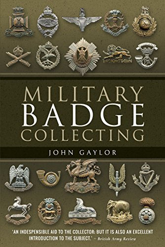 Military Badge Collecting de Pen & Sword Military