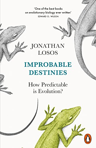 Improbable Destinies: How Predictable is Evolution? de Penguin Books Ltd