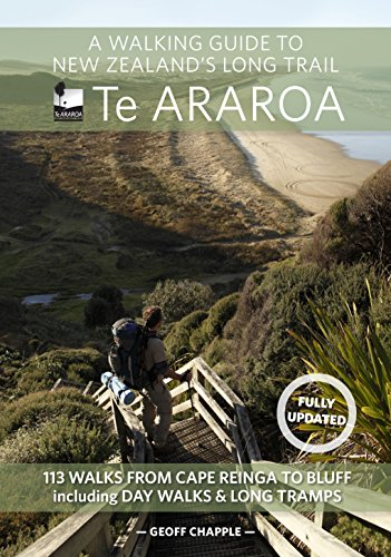 A Walking Guide to New Zealand's Long Trail Te Araroa de Random House (New Zealand)