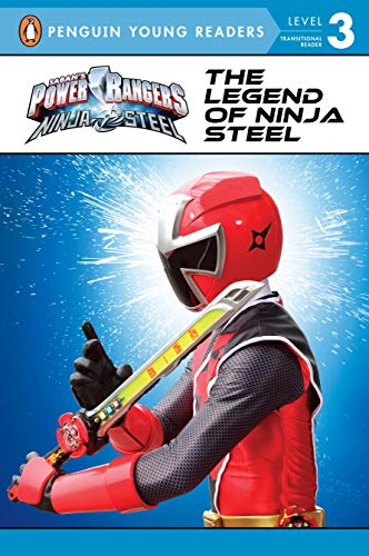 The Legend of Ninja Steel de Penguin Young Readers