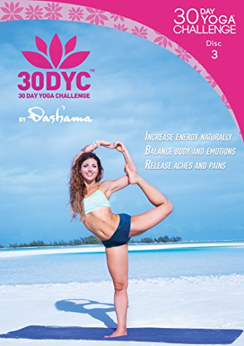 30dyc: 30 Day Yoga Challenge With Dashama Disc 3 [Import italien] de Perfect 10 Lifestyle