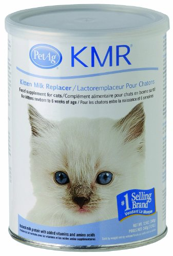 KMR – Chaton Milk replacer de Pet Ag