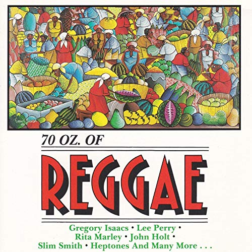 70 Oz. Of Reggae [Import anglais] de Peter Pan Records