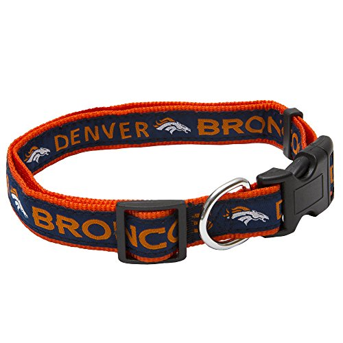 Pets Première NFL Denver Broncos Pet Collier, Medium de Pets First
