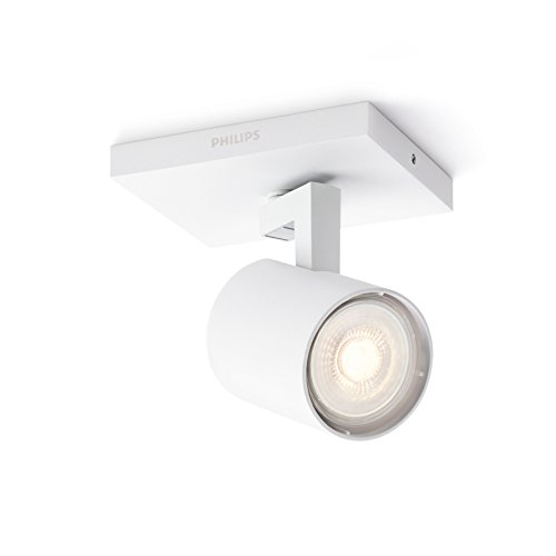"""Philips myLiving Spot LED Runner, 3.5 W, ampoule incluse, Métal, weiß, Integriert 3.5 wattsW 230 voltsV"" de Philips"