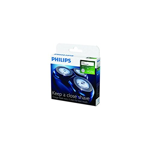 Philips HQ56/50 Super Lift and Cut Replacement Shaving Head Unit by Philips de Philips