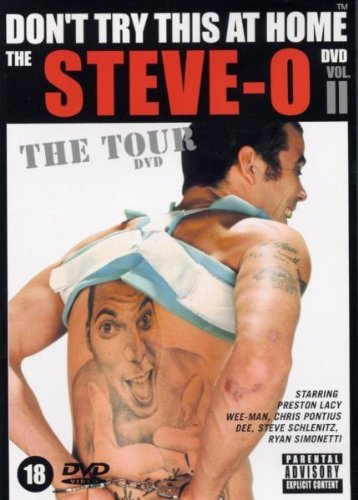 Don't Try this at Home : The Steve-O Video - Vol.2 de Pias