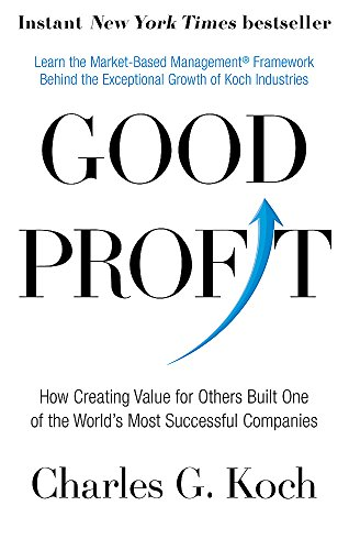 Good Profit: How Creating Value for Others Built One of the World's Most Successful Companies de Piatkus