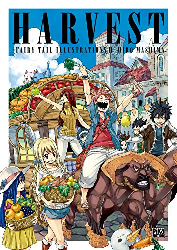 Fairy Tail - Harvest: Fairy Tail Illustrations 2 de Pika