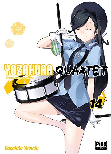 Yozakura Quartet T14: Quartet of cherry blossoms in the night de Pika