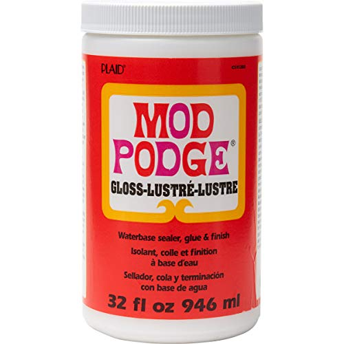 Mod Podge Vernis Colle Brillant de Plaid