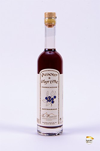 Amour de myrtille 37.5cl de Plat Net Terroir