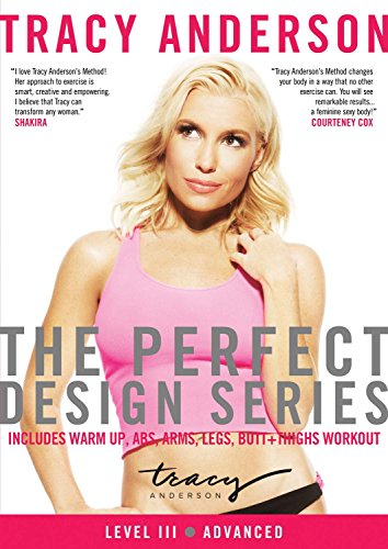Tracy Anderson Perfect Design  3 [Edizione: Regno Unito] [Import anglais] de Platform Entertainment