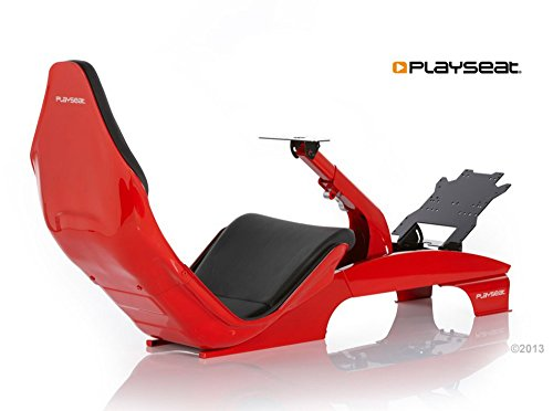 Playseat F1 Siège de simulation en cuir Noir de Playseat