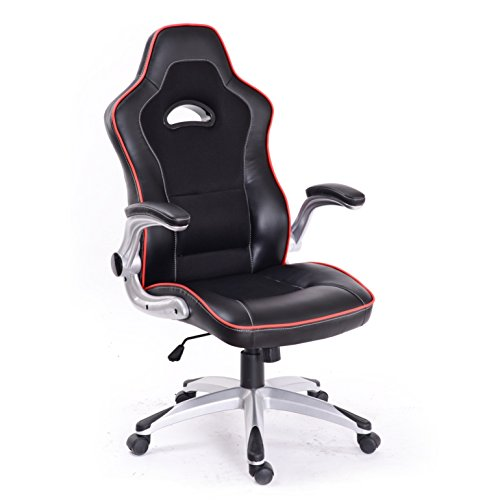 chaise de bureau gaming fauteuil gamer ikea chaise. Black Bedroom Furniture Sets. Home Design Ideas