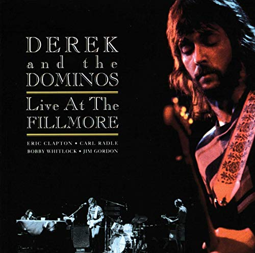 Derek and the Dominos : Live at the Fillmore de Polydor