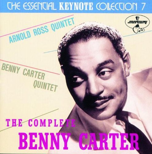 Complete Benny Carter on Keynote [Import USA] de Polygram Records