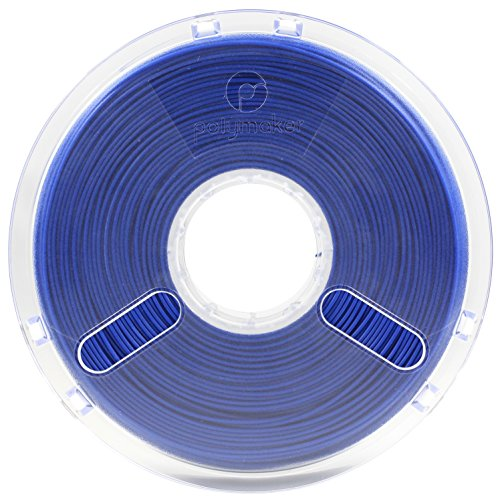 Polymaker PolyMax PLA Jam Free Technology 2.85 mm 0.75 kg - True Blue de Buildtak