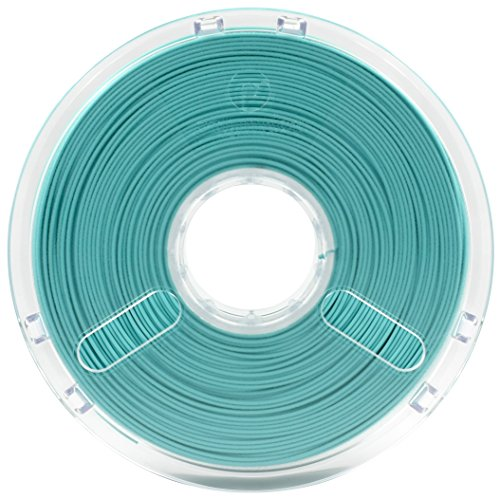 Polymaker PolyMax PLA Jam Free Technology 2.85 mm 0.75 kg - True Teal de Buildtak