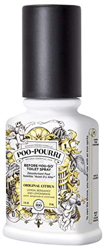 Poo Pourri spray original pour WC de Poo-Pourri