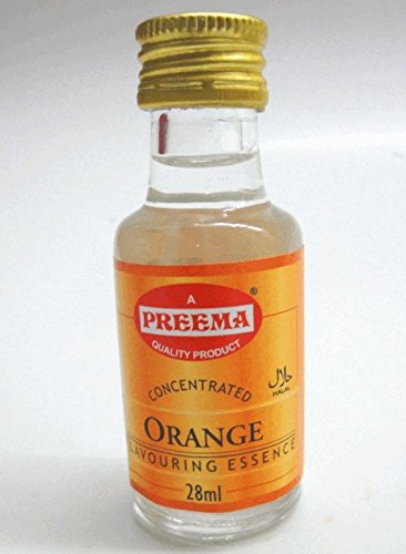 Preema - Arôme d'orange de Preema