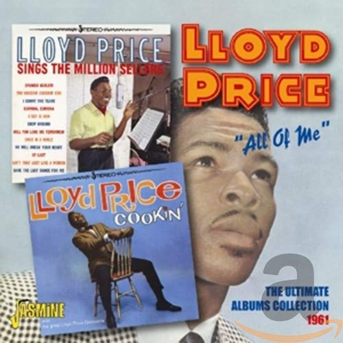 All of Me:Ultimate Albums 1961 [Import allemand] de Price, Lloyd
