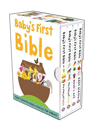 Baby's First Bible de Priddy Books
