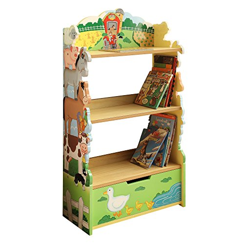 Fantasy Fields TD-11329A Bibliothèque pour Enfant de Primary Products Ltd