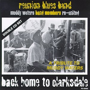 Back to Clarksdale [Import USA] de Priority Records