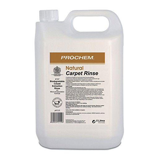Prochem Bmp213–5 Naturel Tapis rincer, 5 l (lot de 2) de Prochem
