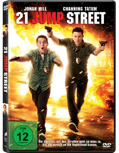 21 Jump Street [Import anglais] de Sony Pictures Home Entertainment Gmbh
