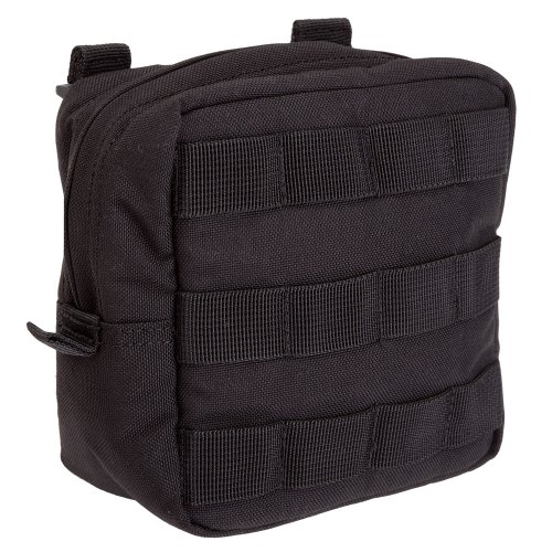 5.11 Tactical 6 x 6 Padded Pouch - Black - Black