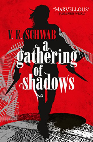 A Gathering of Shadows de Titan Books Ltd