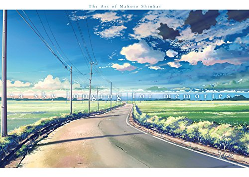 A Sky Longing for Memories: The Art of Makoto Shinkai de Vertical