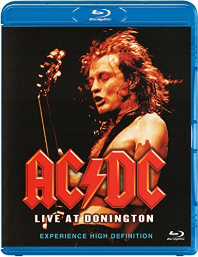 AC/DC - Live At Donington [Blu-ray] [Import anglais] de Columbia/Legacy