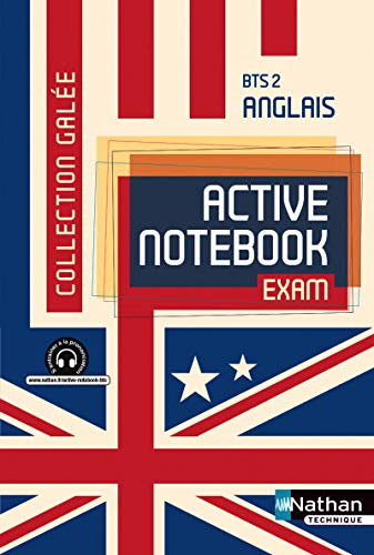 ACTIVE NOTEBOOK BTS 2 de Nathan Technique