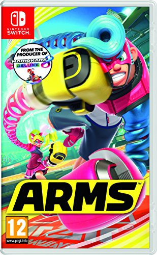 ARMS (Nintendo Switch) - Import , jouable en français de Nintendo