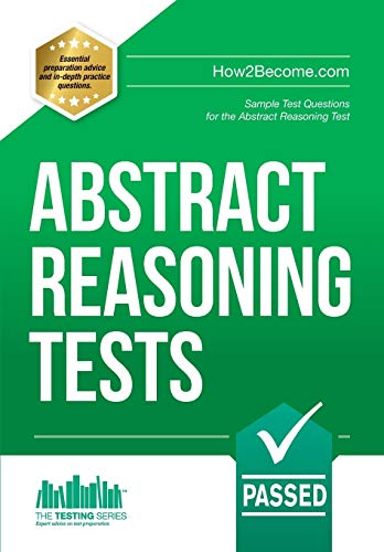 Abstract Reasoning Tests: Sample test questions for the Abstract Reasoning test de How2become Ltd