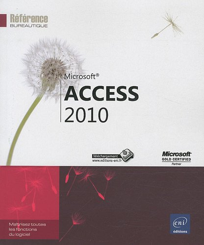 Access 2010 de Editions ENI